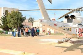 Incertidumbre ante el futuro laboral de los pilotos del transporte aéreo sanitario