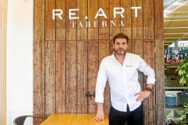 David Reartes: «Abrí el restaurante y me enamoré completamente de la isla y de su libertad»