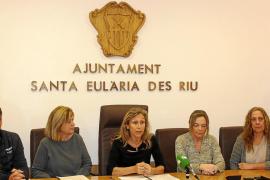 Santa Eulària organiza fiestas temáticas y fomenta el comercio local esta Navidad