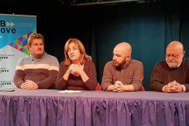 Once participantes en el certamen de Poesía y Prosa poética dedicado a Manel Marí