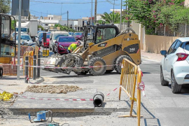 """El PP de Sant Antoni muestra """"sorpresa"""" por las """"prisas"""" del Ayuntamiento para ejecutar obras públicas"""