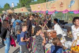 Una fiesta que vale un patio de colegio