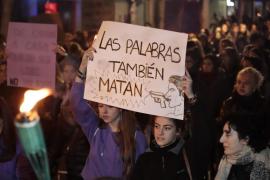 Las denuncias por violencia de género aumentan un 38% en Baleares en diez años