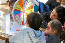 Santa Eulària organiza una jornada de juegos para que los niños conozcan sus derechos
