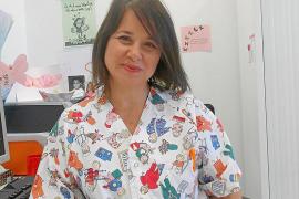 Mónica Yern, enfermera de Pediatría en Sant Josep: «Nuestros pacientes han de estar acompañados por sus seres queridos»