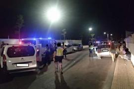 Cazado en Sant Antoni un conductor que quintuplicaba la tasa de alcohol