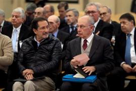 Mínima expectación en el primer día del juicio por la salida a Bolsa de Bankia