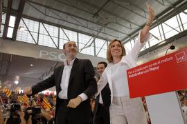 Chacón y otros dirigentes del PSOE, entre ellos Calvo, reclaman un nuevo proyecto socialista