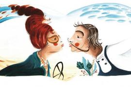 Sa Màniga acoge la exposición 'Álbum para niños y para el niño interior' de Nívola Uyà