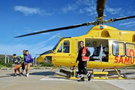 El personal del transporte pediátrico respalda la experiencia de los pilotos