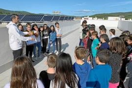 El IES Balàfia incide en la necesidad de reducir el consumo energético