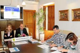 Santa Eulària gestionará 40,11 millones e incrementará un 9% las ayudas y subvenciones