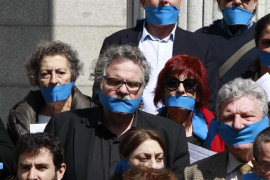 La reforma de la 'ley mordaza' marca las diferencias de PSOE y Podemos con PP y Ciudadanos