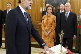 Rajoy comunica al rey los nombres de sus ministros antes de hacerlos públicos