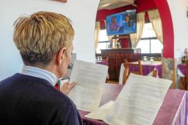 Un restaurante de Sant Antoni se vuelca con su empleada, amenazada de muerte por su expareja
