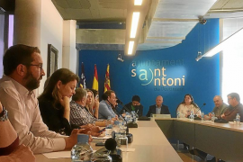 El PP de Sant Antoni dice que todavía no ha recibido los informes de la UTE de limpieza