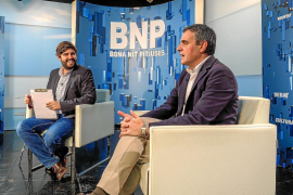 Marí Bosó: «TEF Notícies hace más por el catalán que toda la promoción del Govern»