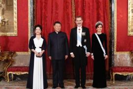 El Rey defiende ante China un «sistema de comercio abierto que beneficie a todos»