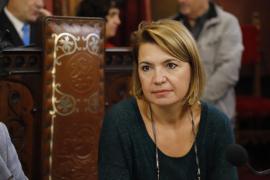 La presidenta del PP de Palma, Margalida Durán