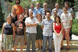 Grupo impulsor de IniciativaVerds
