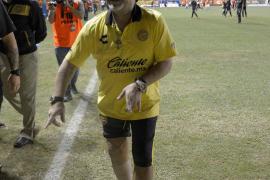 Maradona llama «hijo de puta» al presidente de Conmebol por llevar la Copa Libertadores a Madrid