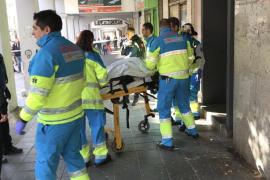 Herida muy grave una mujer con tres cuchilladas en Madrid