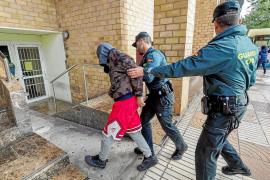 La Guardia Civil acusa de un homicidio doloso a los encarcelados por el caso Nuria Ester