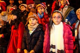 La llegada de la Navidad a Vila, en imágenes (Fotos: Daniel Espinosa)