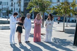 Moda Adlib llega al programa 'Maestros de la Costura' con una grabación en Ibiza