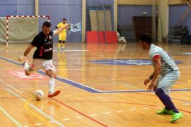 Remontada exprés del Harinus Ibiza Futsal