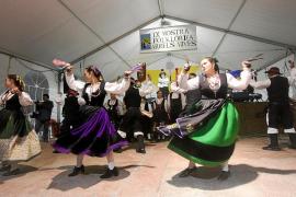 Intercambio cultural en Forada