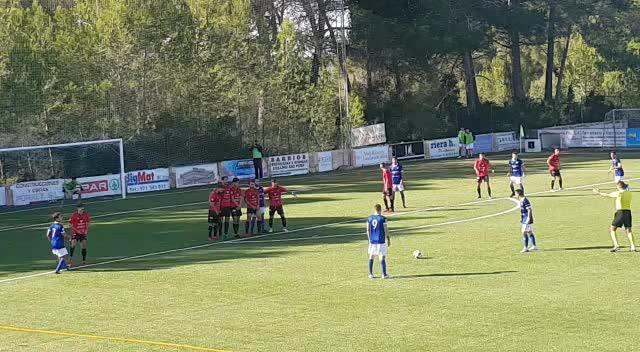 El Formentera asalta Sant Rafel (0-3)