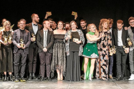 'Baraka', premio Astarté como Mejor Corto Nacional en la II edición de Ibicine