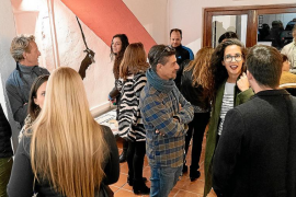 Más de 70 personas celebran el 5º Aniversario de P| Art Ibiza