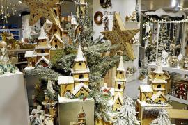 decoración de madera para Navidad