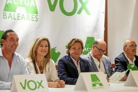 Marta Díaz: «Que PP y C's estén dispuestos a gobernar con Vox nos da mucho miedo»