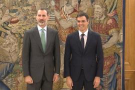 Pedro Sánchez asegura que está a favor de suprimir la inviolabilidad del Rey