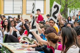 Ibiza triplica el número de alumnos extranjeros respecto a Menorca