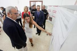 Cladera prevé que las obras del nuevo destacamento de la UME en Sa Coma estén acabadas antes del verano