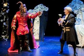 'La bella y la bestia', la más bonita historia de amor, llega a Trui Teatre