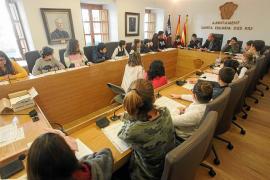 Los alumnos de Santa Eulària proponen ideas para combatir la violencia de género