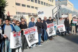 El 80 % de la plantilla de Endesa se moviliza para mantener sus derechos