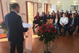 Jaume Ferrer reivindica que Formentera tenga un senador propio en el aniversario de la Constitución