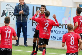 Víctor Ruiz cambia el Formentera por el St. Gallen
