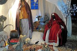 La Virgen María y San José descansan un año más en Dalt Vila