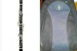 Roban un clarinete valorado en más de 2.000 euros en un parquin de Puig d'en Valls