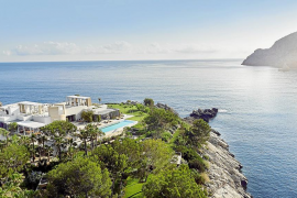 Sa Ferradura, situada en Sant Miquel, elegida mejor villa turística de Europa