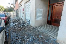 Un incendio en un aparcamiento de Vila obliga a desalojar a alrededor de 60 vecinos