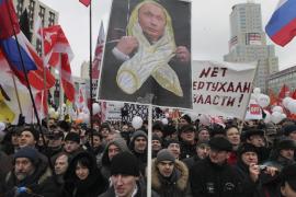 Gorbachov aconseja a Putin que presente su dimisión