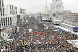 El Kremlin recapacita ante la mayor protesta opositora hasta la fecha